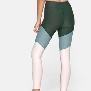Outdoor Voices Pants - Outdoor Voices Colorblock 7/8 Springs Leggings Sm